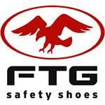 FTG safety shoes logo